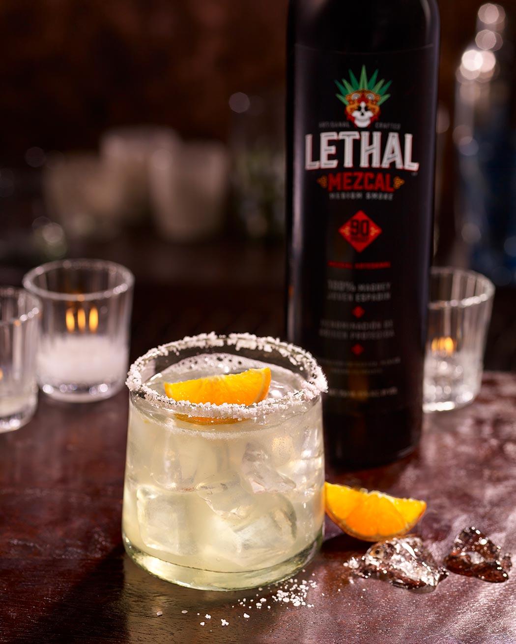 Lethal Bloody Margarita Margarita Recipe